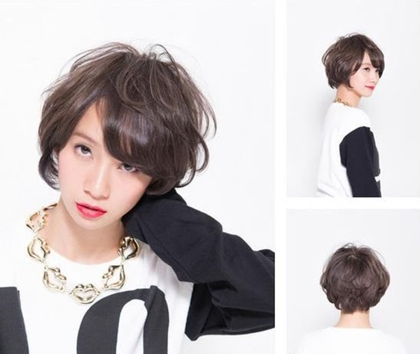 hairstyle for v shape face (5)