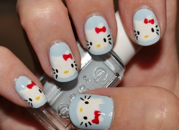 hello-kitty-nail-art-ideas (13)