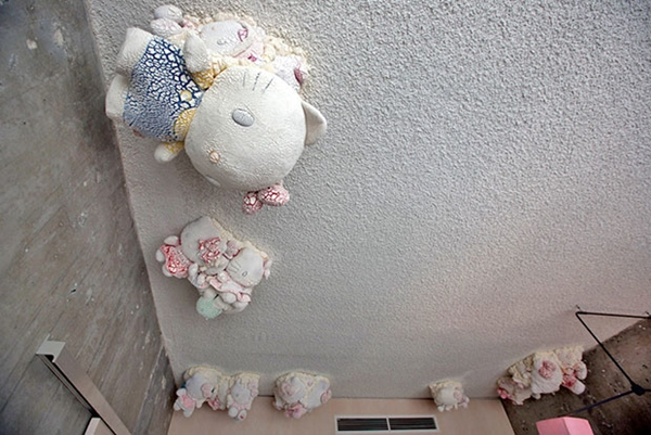 Hello-Kitty in Line Hotel8