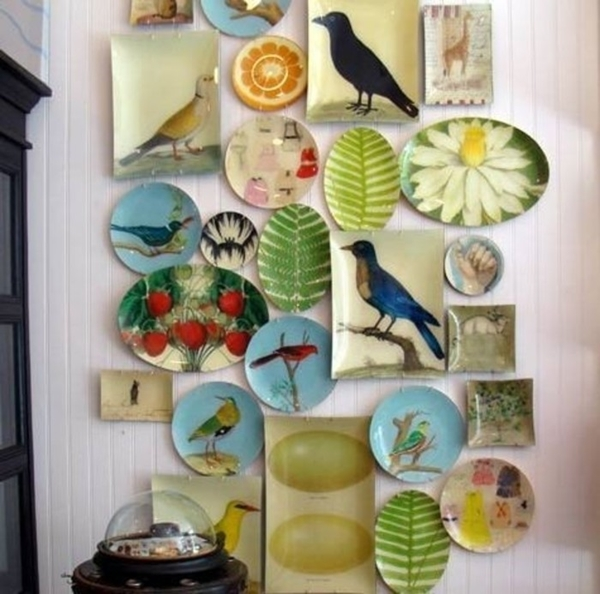 PLATES AS WALL ART (11)