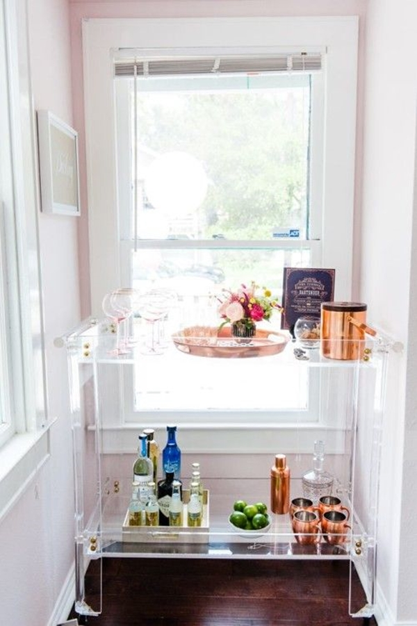 20 mini bar ideas in your small home (21)