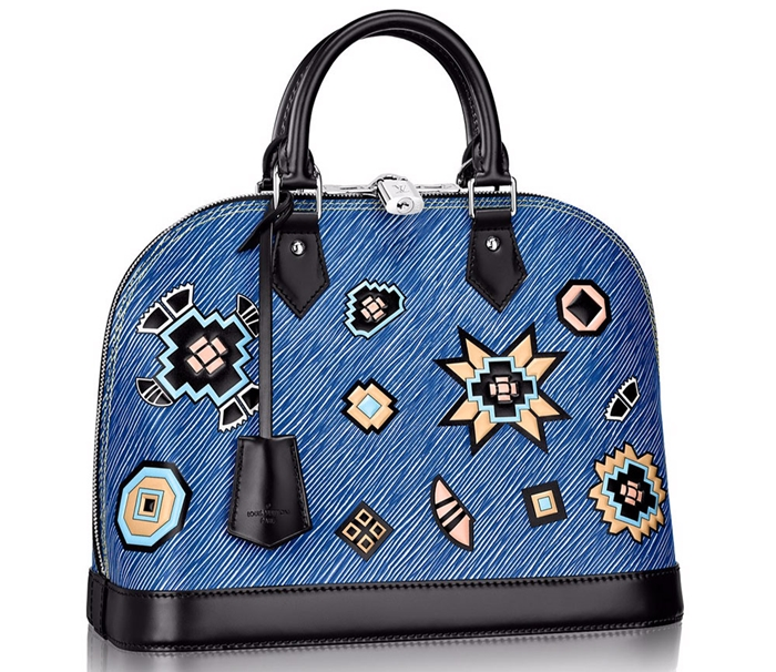 Louis-Vuitton-Epi-Azteque-Alma-PM-Bag
