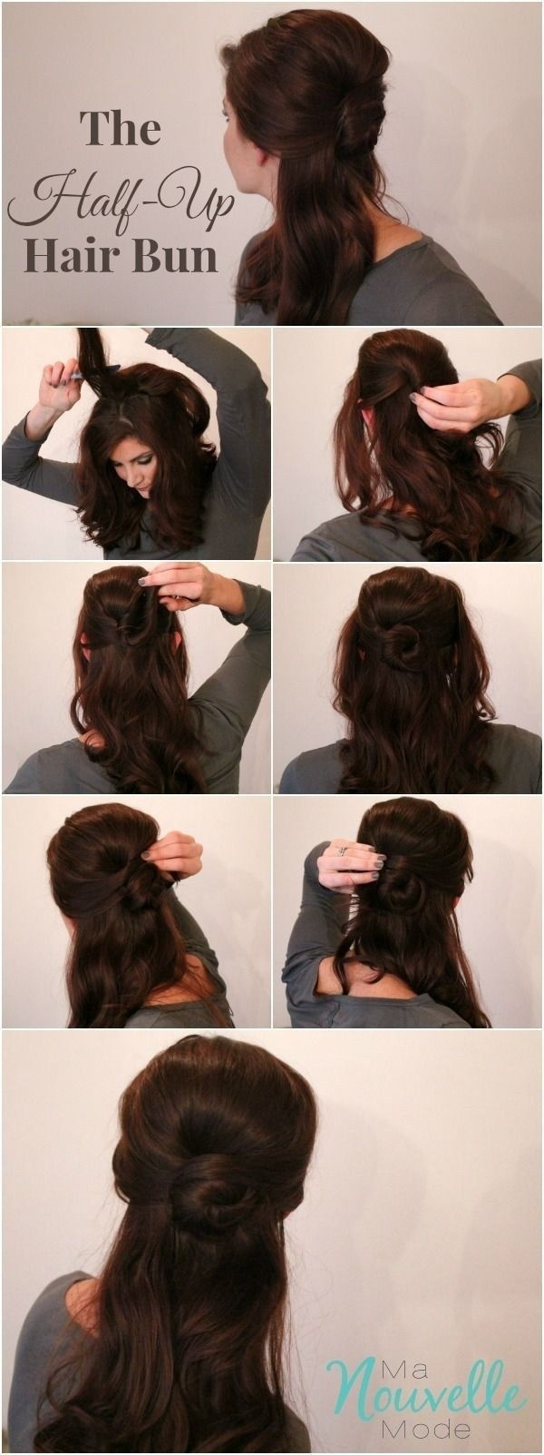 1half up half down hairstyle4
