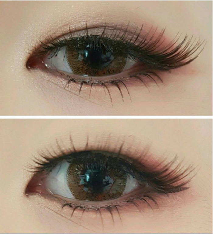 pink valentine eye make up03