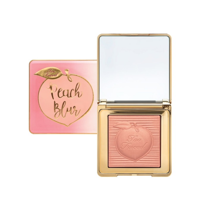 Too Faced Peaches & Cream 2017 09