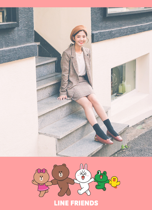 gracegift x line friends (16)