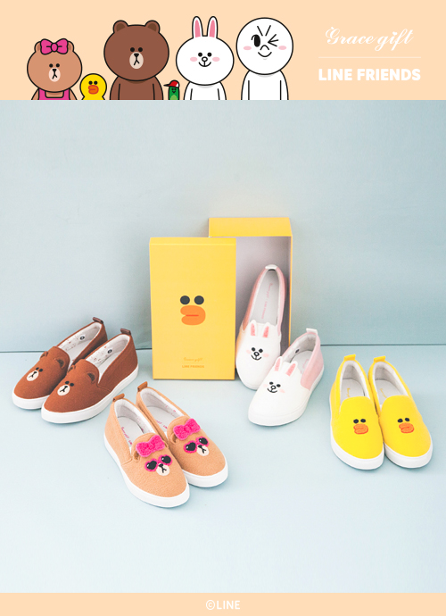 gracegift x line friends (32)