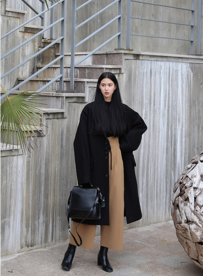 korean winter outfits 201707