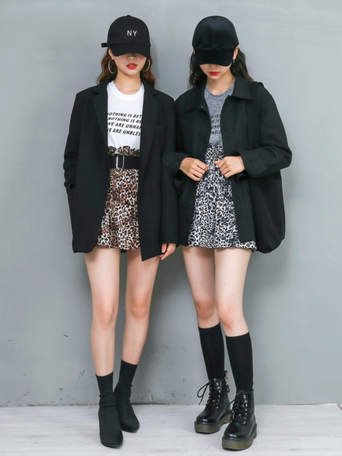 Korean Twin Fashion11